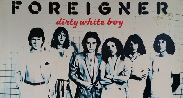 """Live Track: Foreigner """"Dirty White Boy"""" Dallas 1995"""
