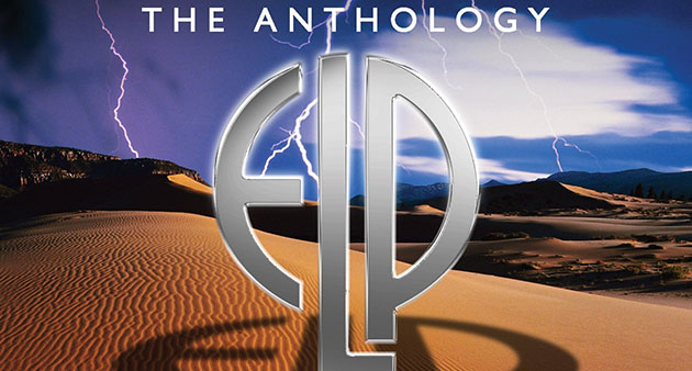 """Emerson,Lake, Palmer """"Anthology 1970-1998"""" – Interview show with Greg Lake and Carl Palmer"""