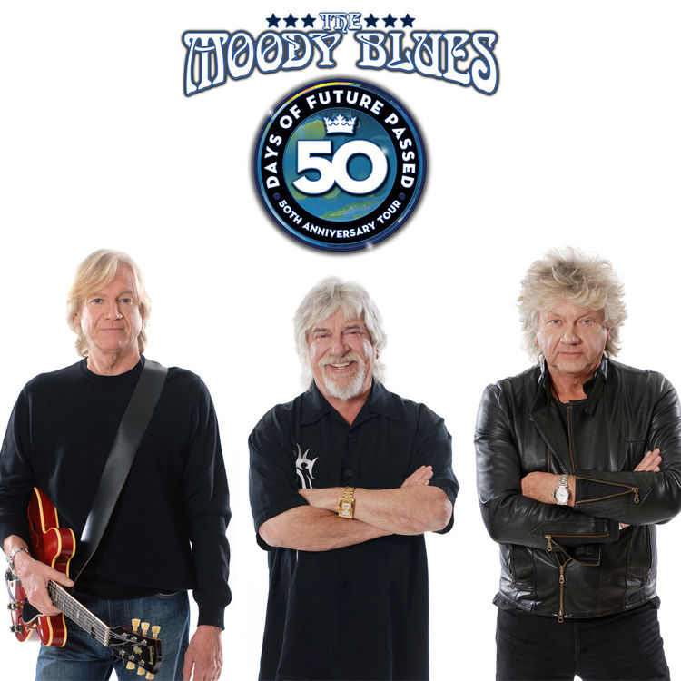 Moody Blues- Over the Threshold of Their Dream | In The Studio with
