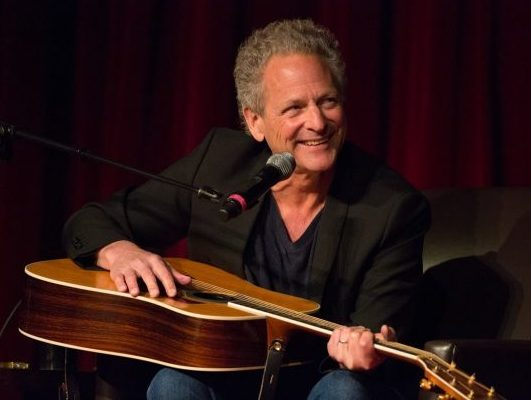 Lindsey Buckingham- Solo Anthology Best- Redbeard Interview | In The