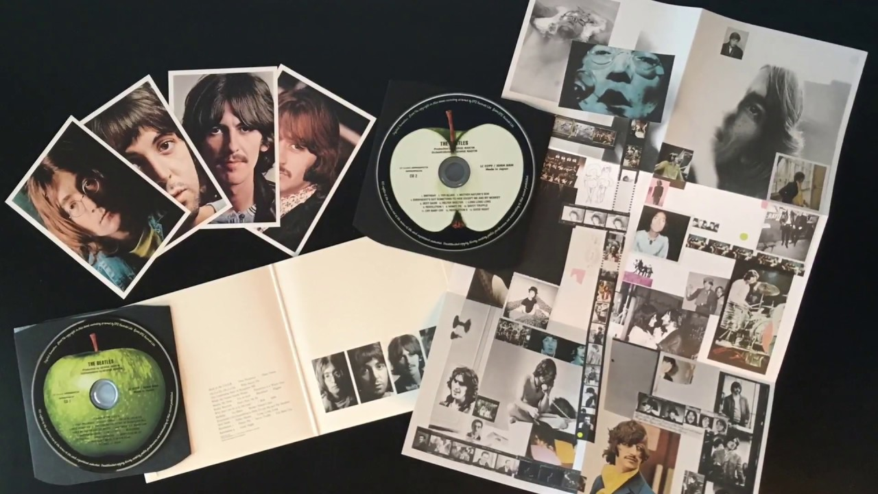 Beatles White Album 50th Anniversary Pt1 Paul Mccartney