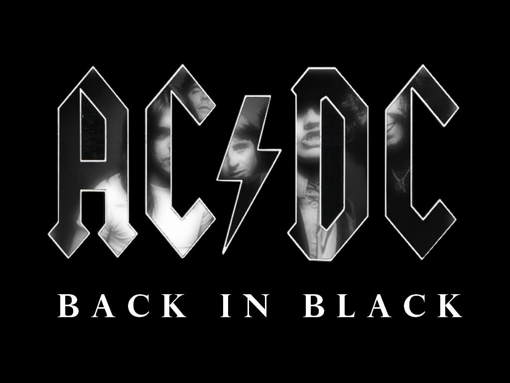AC/DC- Back in Black 40th- Angus Young, Brian Johnson | In The ...