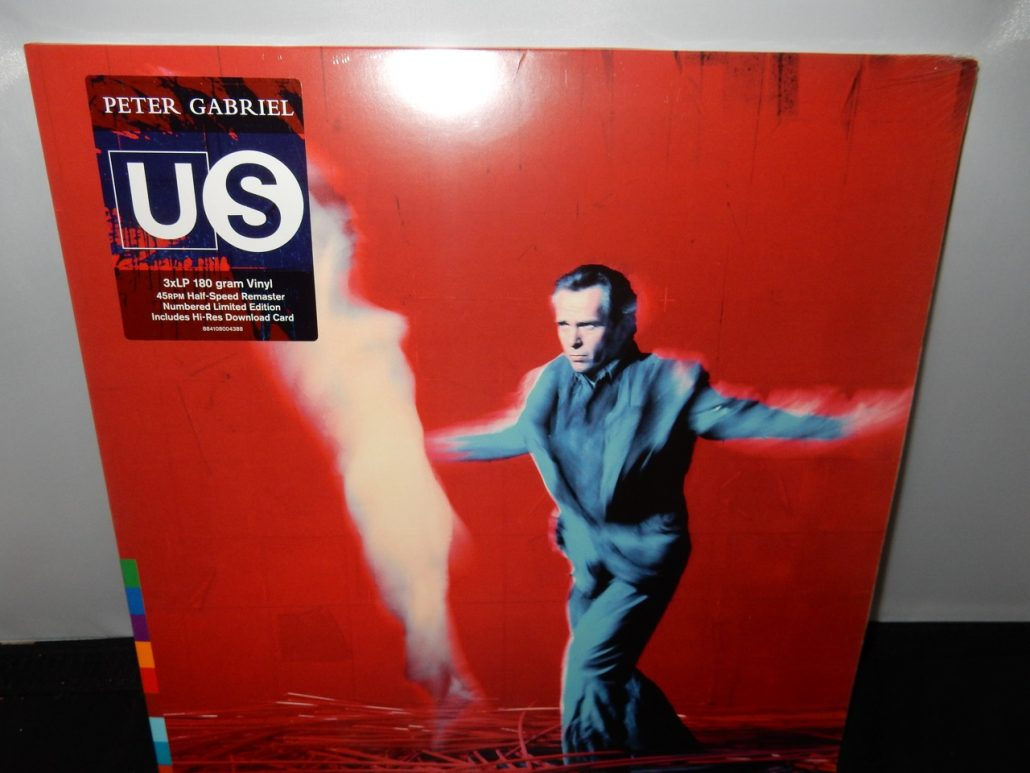 Peter Gabriel Us 25th Anniversary Pt 1 In The Studio