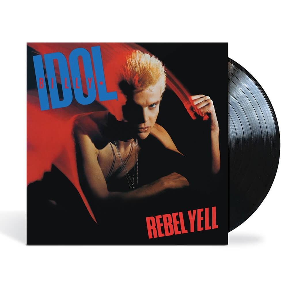 billy idol rebel yell 35th anniversary in the studio with redbeard. Black Bedroom Furniture Sets. Home Design Ideas