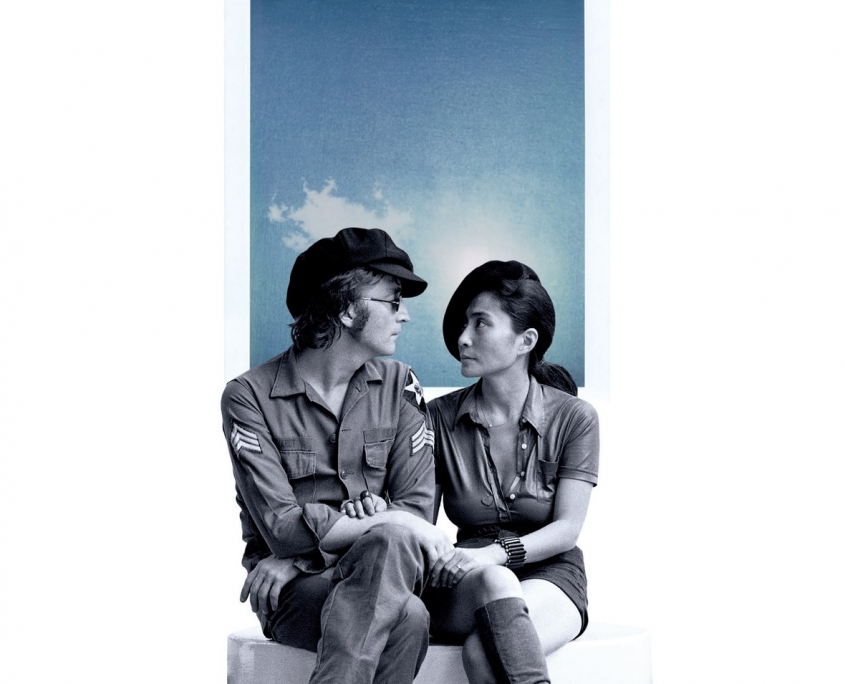 Win John Lennon/ Yoko Ono DVD